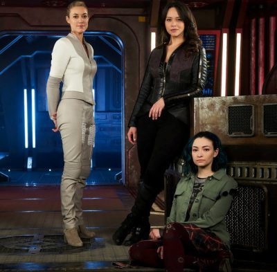 Dark Matter leading ladies