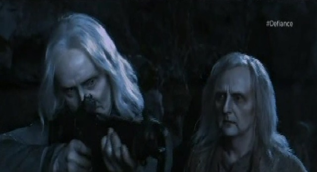 Defiance S1x2-Fighting for their lives