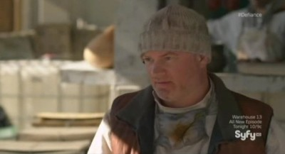 Defiance S1x03 - Glen Cross as Boyd Bowen