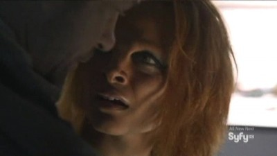 Defiance S1x07 - Angry Irisa from patronization