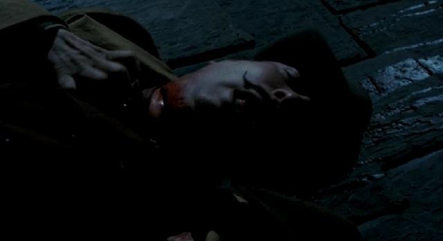 Dracula S1x1-Kruger's death