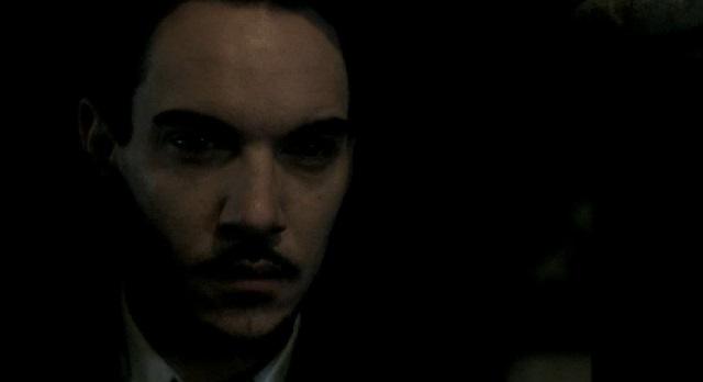 Dracula S1x1-stalking Mina