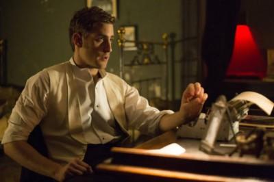 Dracula S1x01 - Oliver Jackson-Cohen as Harker- Pictured: Oliver Jackson-Cohen as Jonathan Harker -- (Photo by: Jonathon Hession/NBC)