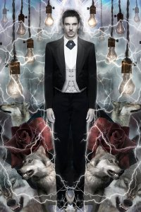 Dracula S1 banner poster -- Pictured: Jonathan Rhys Meyers as Dracula, Alexander Grayson, Vlad Tepes -- (Photo by: Nino Munoz/NBC)