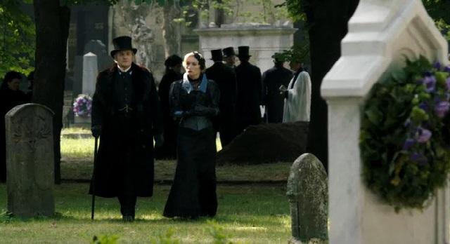 Dracula-S1x04-Daniel's funeral