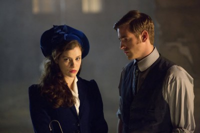 Dracula S1x02 - Mina and Harker have a chat