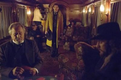 Dracula S1x05 - James Carroll Jordan as Havershim, Nonso Anozie as R.M. Renfield, Jonathan Rhys Meyers as Alexander Grayson