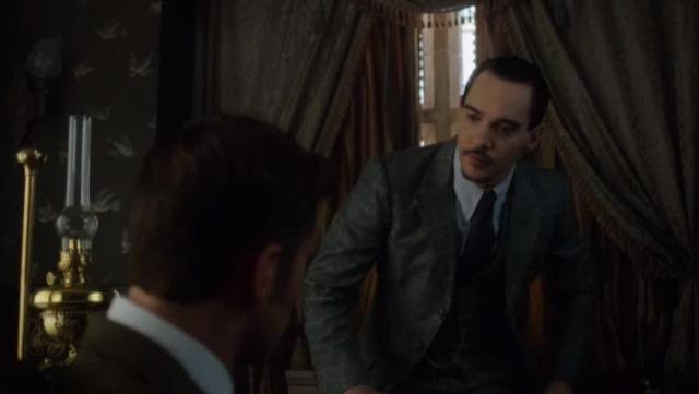 DraculaS01X07 General Shaw is innocent