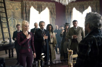 Dracula S1x10 - Planning for light!