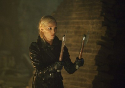 Dracula S1x10 - Lady Jane is ready to defend the Light!
