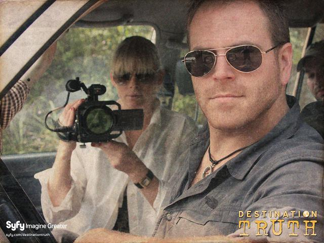 DT Wallpaper - Josh and Erin in the Jeep!