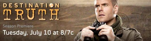 Destination Truth S5 banner - Click to learn more at the official Syfy web site!