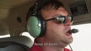Destination Truth S5x02 R plane, wind 50 knots 10