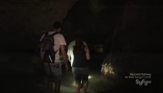 Destination Truth S5x03 leaving cave 17
