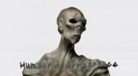 Destination Truth S5x4 Alien Animation