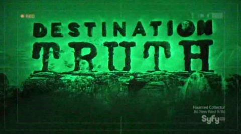 Destination Truth S5x01 DT Night Vision Logo Syfy