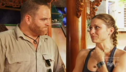 Destination Truth S5x1 Snake Juice: Does a Body Good!