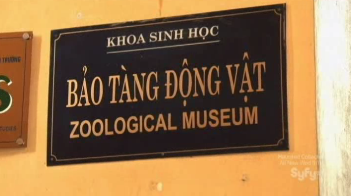 Destination Truth S5x1 Workplace of Vu Ngoc Thanh