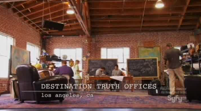 Destination Truth S5x1 DT Home Office