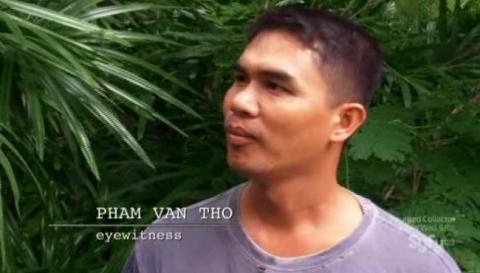 Destination Truth S5x1 Witness Pham Yan Tho