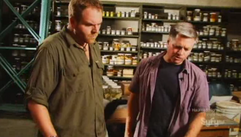 Destination Truth S5x6 Los Angeles Natural History Museum