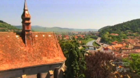 Destination Truth S5x6 Romania Village