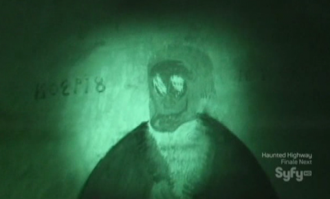 Destination Truth S5x6 Scratched Out Eyes