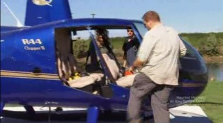 Destination Truth S5x05 Josh helicopter 12