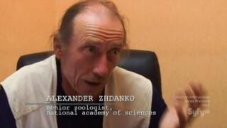 Destination Truth S5x08 Alexander Zhdanko
