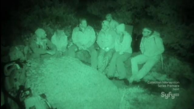 Destination Truth S5x08 Base camp