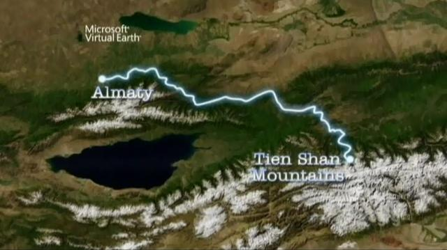 Destination Truth S5x08 Tien Shan Mountains