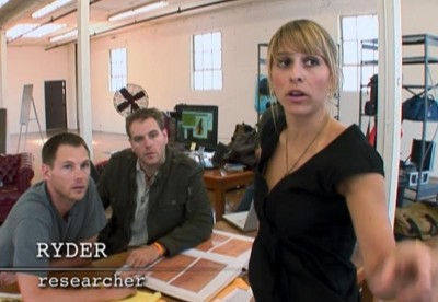 Ryder Destination Truth