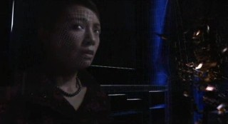 Eureka S5x03 - The virtual Senator Wen is trapped