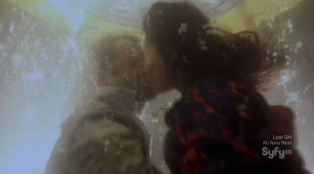 Eureka S508 - In Too Deep - The Kiss