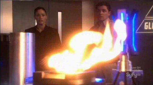 Eureka S5x10 Fire