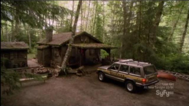 Eureka S5x10 The cabin