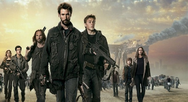 Falling Skies Season-2 banner poster - Click to learn more at the TNT Network web site!