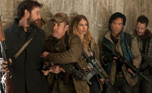 Falling Skies S2- The soldiers of the future