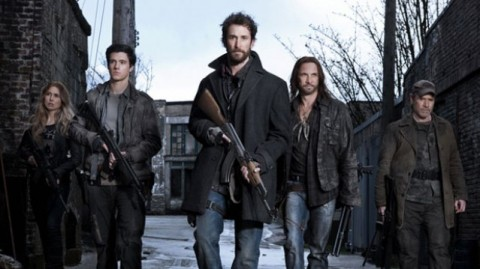 Falling Skies - cast banner season 2 - Click to learn more at the official TNT Network web site!