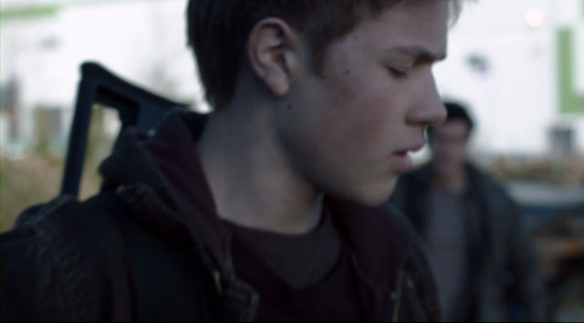 Falling Skies S2c04 - Ben Listening with his new powers
