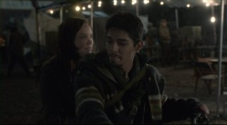 Falling Skies S2x04 - Jeanne and Diego head out