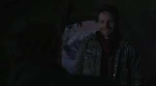 Falling Skies S2x04 - Tector is happy to be reassigned to sniper duty after doing the laundry