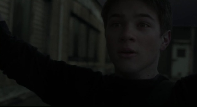 Falling Skies S2x05 Ben calling for the skitters