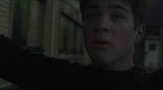 Falling Skies S2x05 - Skitterized Ben Mason portrayed by Connor Jessup