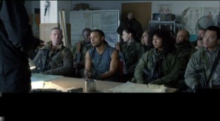 Falling Skies S2x06 - The 2nd Mass meets to discuss developments