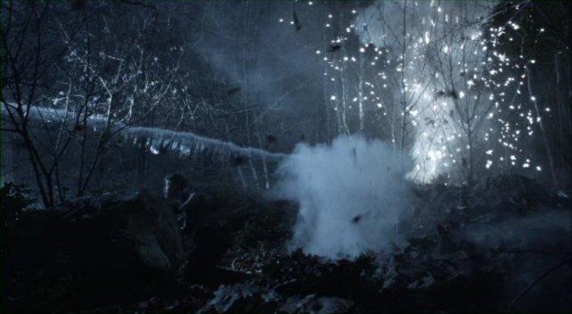 Falling Skies S2x07 - A firefight ensues