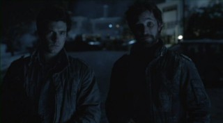 Falling Skies S2x07 - Hal and Tom are given an ultimatum by Karen