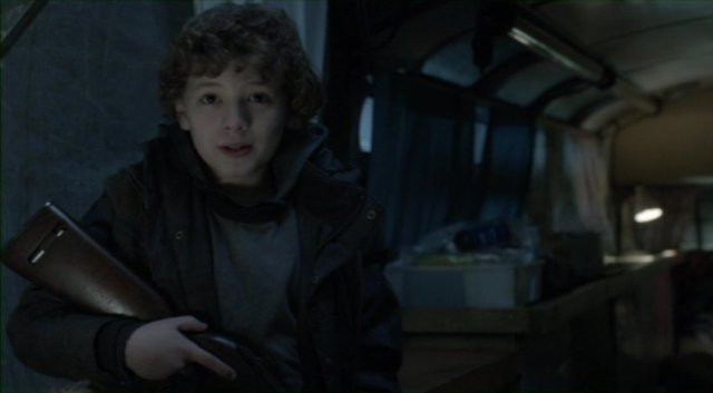 Falling Skies S2x07 - Matt Mason says - Just Doing My Job