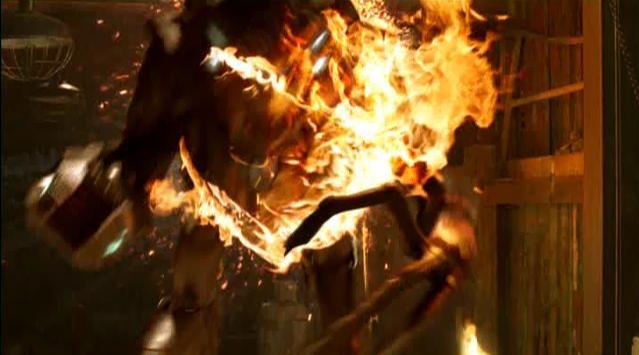 Falling Skies S2x07 - Skitter on Fire