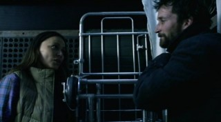 Falling Skies S2x08 - Anne provides encouragement to Tom